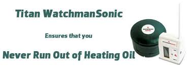 Watchman Sonic Ensures that you never run out of heating oil